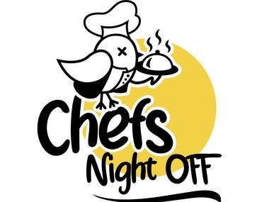 Chef Bird Logo