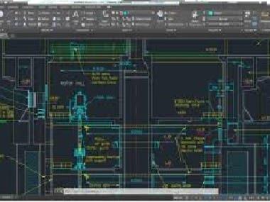 2D AutoCAD Design