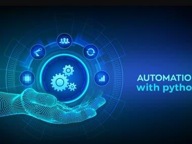 Python Automation Tool