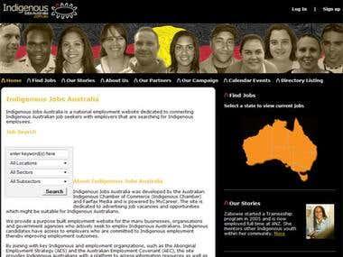 Indigenous Jobs, Aus