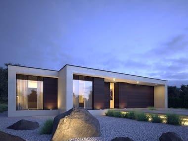 Residential development. Australia.