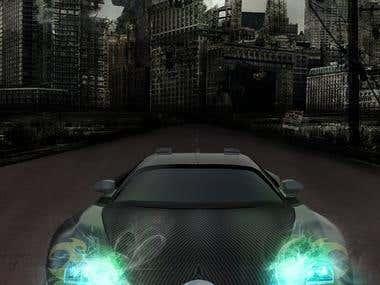 Evil Bugatti