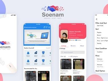 Shorenam Mobile Apps