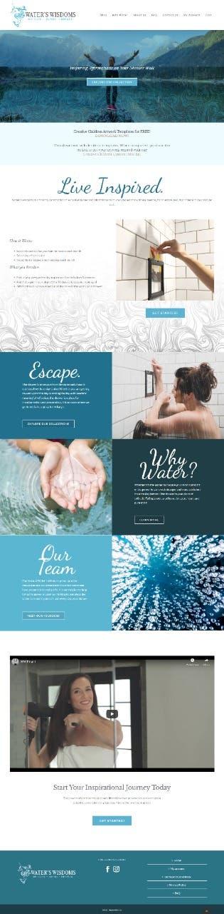 Water wisdom's (WordPress)