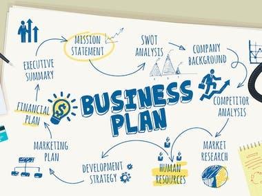 Startup investment management - Business Plan
