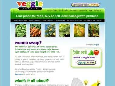 Veggie Trader