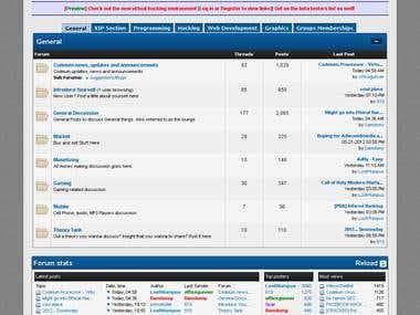 Codeium - IPB Forum Site