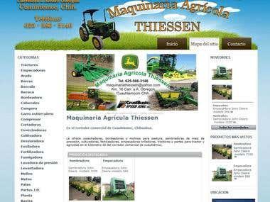 Maquinaria Thiessen