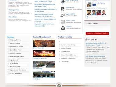 Uganda Government Official Site