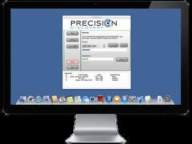 Mac OsX BackupProgram