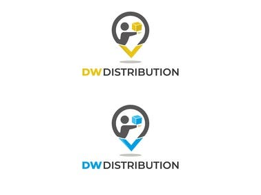 Distributor Logo Design