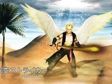 Tenkuu Striker -Divine Winged Hyperion-