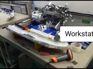 Poka-yoke system for Car part Verification