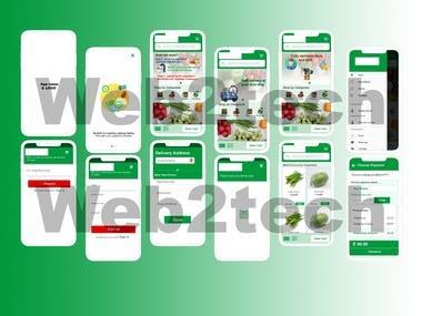 Multi vendor Application