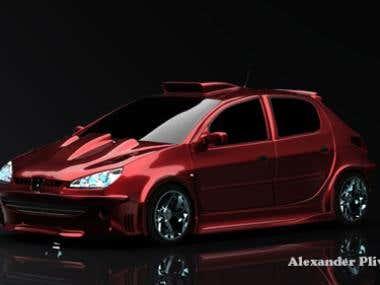 Vehicle modelling