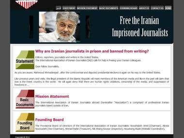 International association of Iranian Journalists