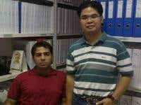 My Officemate and My First Office