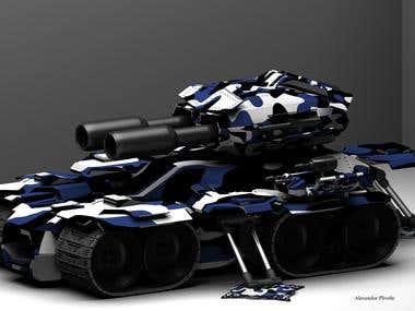 Vehicle concept design