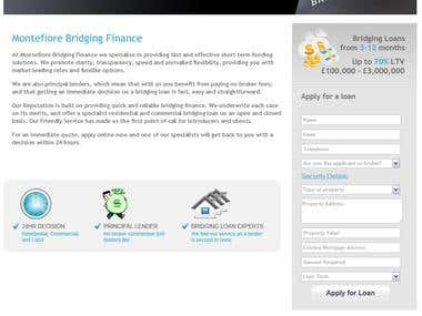 Montefiore Bridging Finance