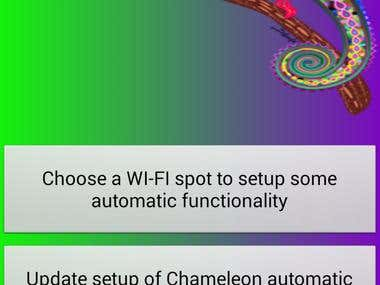 WI-FI Chameleon an Android APP