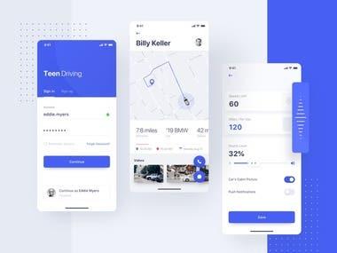 Biker App