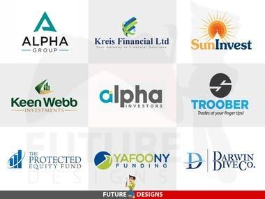Logo Design - Financial