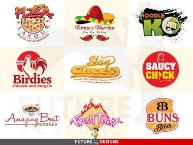 Logo Design - Food