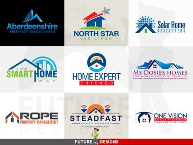 Logo Design - Real Estate