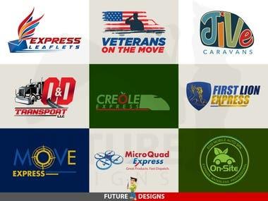 Logo Design - Transport