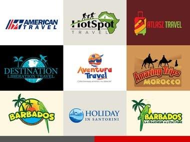 Logo Design - Travel & Tourism