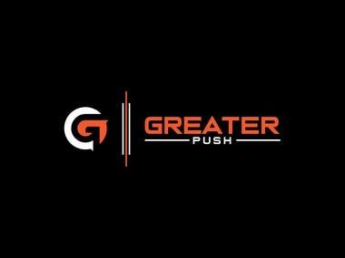 Logo Design Greater Push