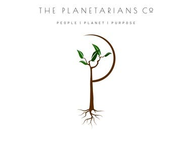 Logo The Planetarians Co.