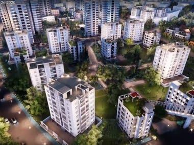 Presentation of Hod Hasharon Development in Israel