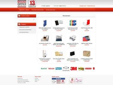 Brand Distribution Group - online shop