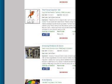 Developed Getcitydealz.com and its sub-domain