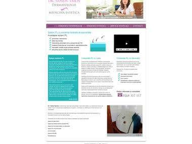 drvaidasanda.ro - dermatology and esthetics lab
