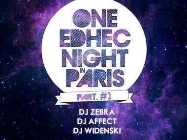 One EDHEC Night In Paris