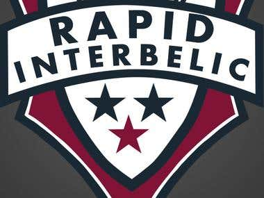 Logo Rapid Interbelic