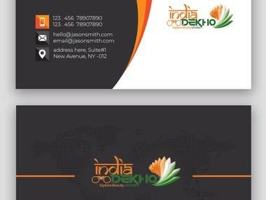 India Dekho - Tour & Travel Logo