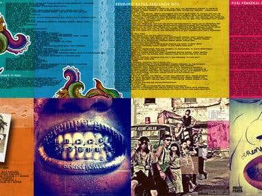Serempet Gudal Album Art
