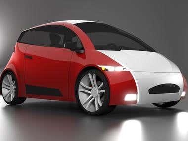 Urban Concept Car