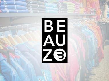 Clothing business logo.