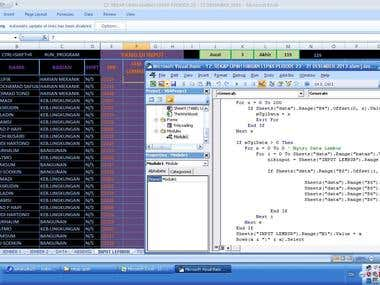 program VBA Excel Payroll