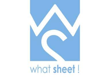 What Sheet