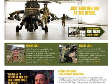 Army Aviation Online Campaign