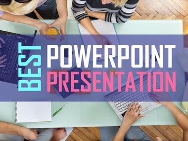 PowerPoint presentation.