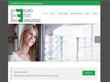 Complete Seo for euroecowindows.com.au