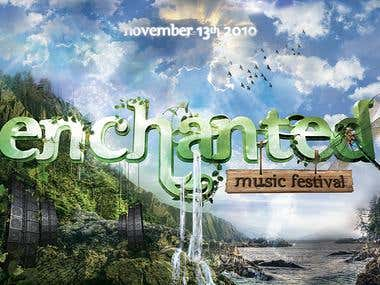 Enchanted Music Festival