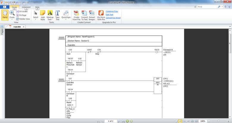 PLC programming Using CX-One for OMRON PLC | Freelancer