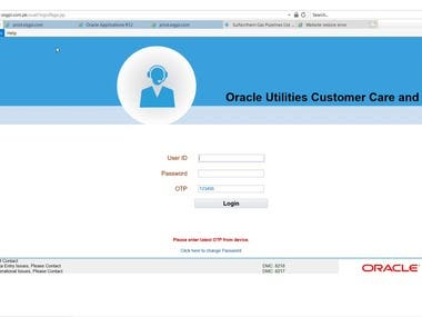 ORACLE Customer Care & Billing CRM